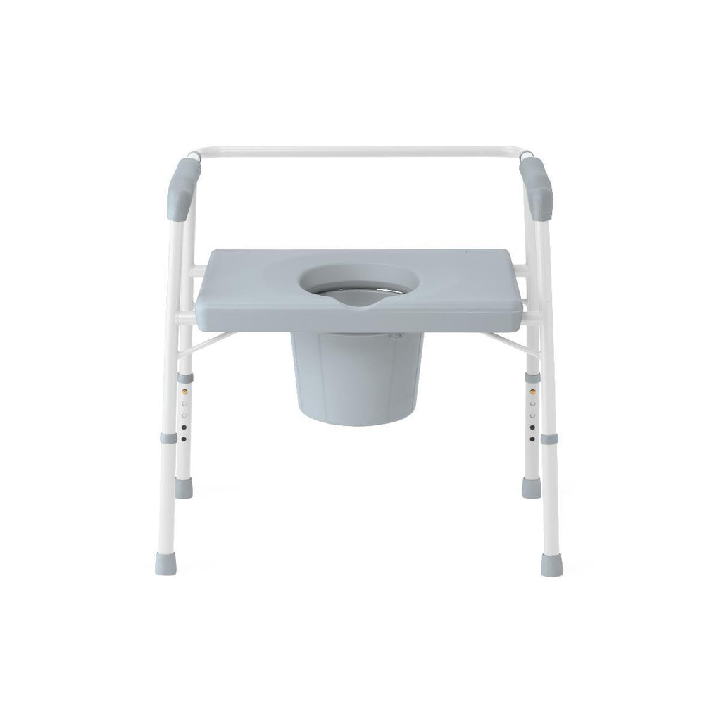 Bariatric Commode 650 lb. Weight Capacity E0168