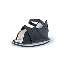 Canvas Rocker Bottom Cast Shoes - Wealcan