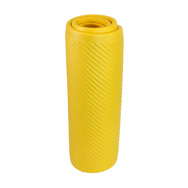 CanDo® Closed Cell Exercise Mats - Yellow