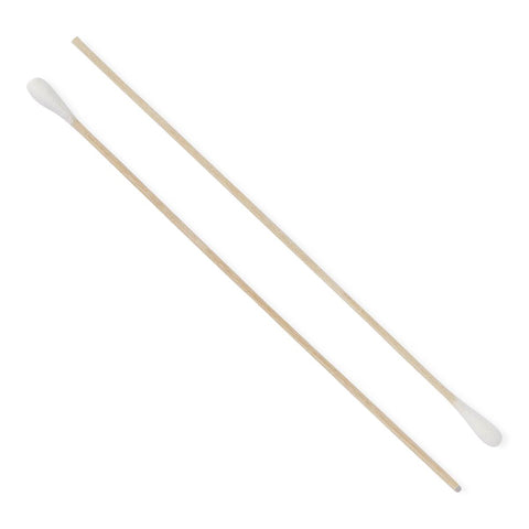 "Cotton Tipped Wood Applicator 6"" Non-sterile - 1000 Each / 10 Bag /Box - Wealcan"