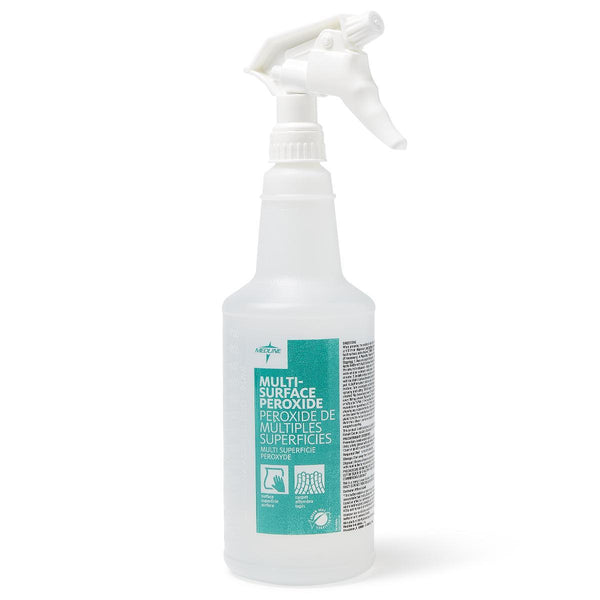 Empty Spray Bottle for Peroxide Cleaner 32 oz