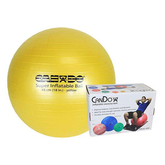 CanDo® Inflatable Exercise Bal