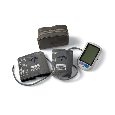 Automatic Digital Blood Pressure Monitor Adult - Large Adult