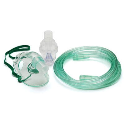 Mask and Nebulizer Kit Pediatric A7015 - Wealcan