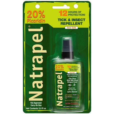 Natrapel Pump 3.4 oz Insect Repellent