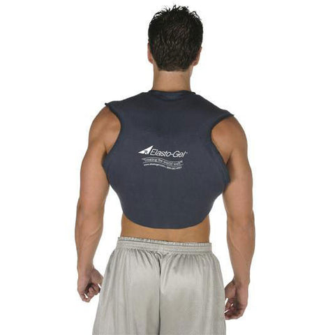 Neck - Back Combo Wrap, Hot or Cold Therapy - Wealcan