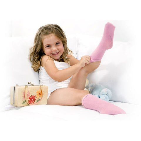 Kids Seamless Sensitivity Socks - Wealcan