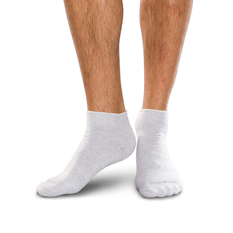 SmartKnit® Seamless Mini-Crew Socks - Wealcan