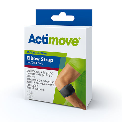 Actimove Elbow Strap Hot/Cold Pack - Wealcan