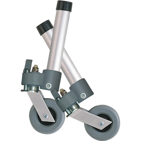 Swivel Walker Wheels with Lock