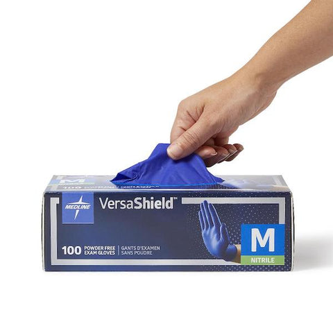 VersaShield Nitrile Exam Gloves 5.7 mil - Wealcan