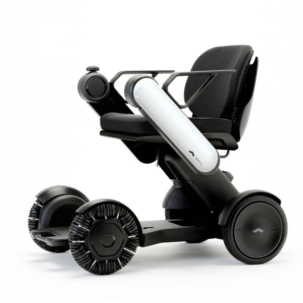 "WHILL Model Ci Power Mobility 18"" Seat Width"