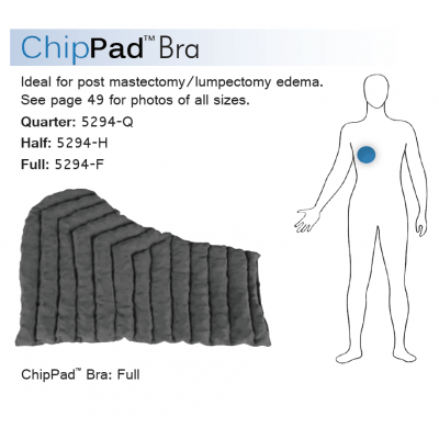 Chip Pad Bra Insert - Wealcan