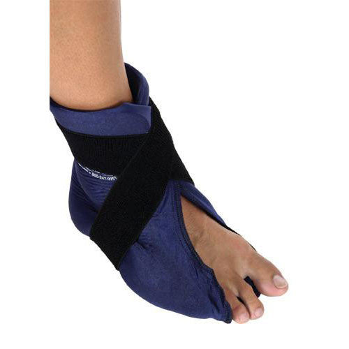 Foot - Ankle Wrap Hot or Cold Therapy
