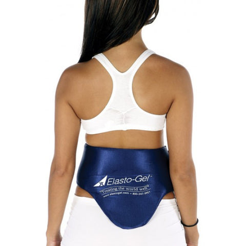 "Lumbar Wrap (Waist: 24"" - 36"") Hot or Cold Therapy - Wealcan"