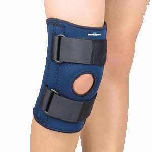 Pediatric Safe T Sport Stabilizing Knee Support - A4466 - Wealcan