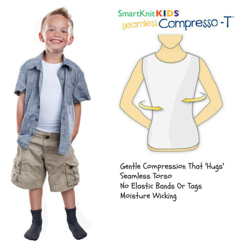 Kids' Seamless Compresso-T