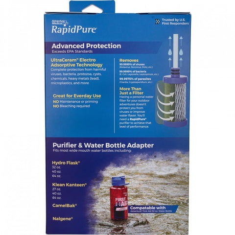 RapidPure Universal Purifier Bottle Adapter