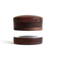 Marley Natural Wood Grinder - Large - The Lux Brand