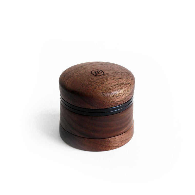 Marley Natural Wood Grinder - Small - The Lux Brand
