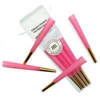 Designer Pre-Rolled Cones (Pink/Gold) | 8-Cone Pack - The Lux Brand