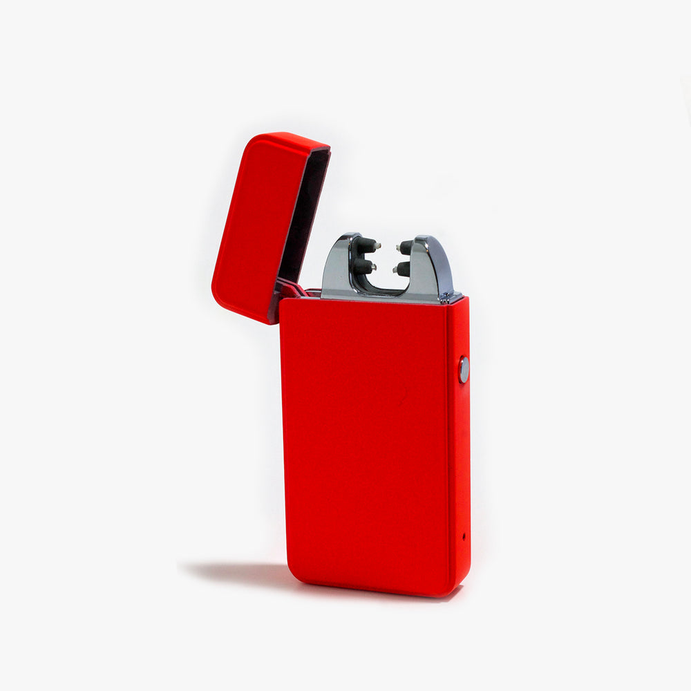 Arc Lighter | Matte Red - The Lux Brand