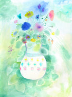 Garden Bouquet Original Painting