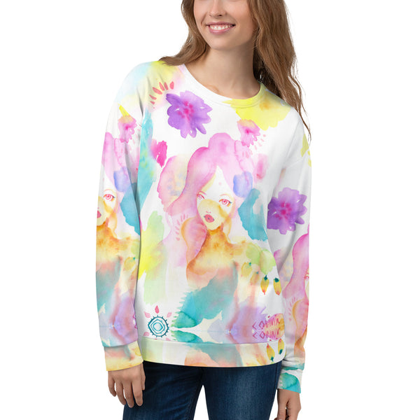 Wildflowers Unisex Sweatshirt