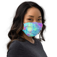Marble Adjustable Face mask