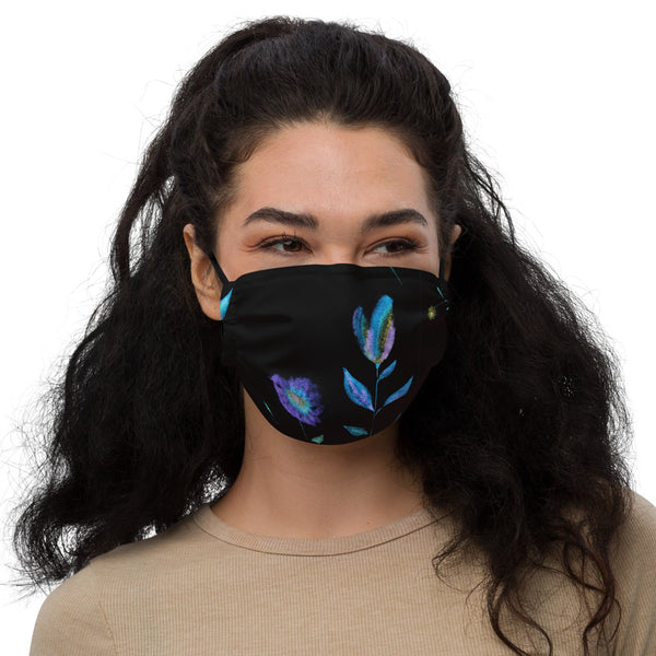 Night Leaves Adjustable Face Mask