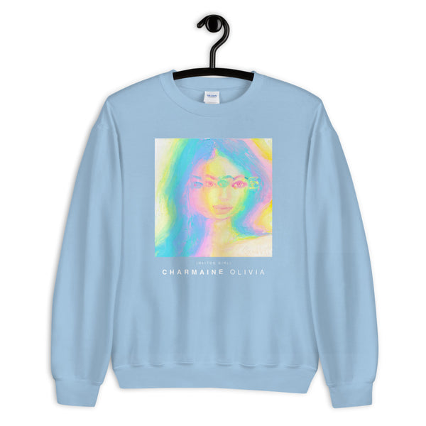 Glitch Girl Sweatshirt