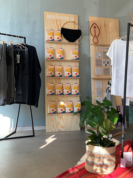 Pop-up Space at Nandi Store