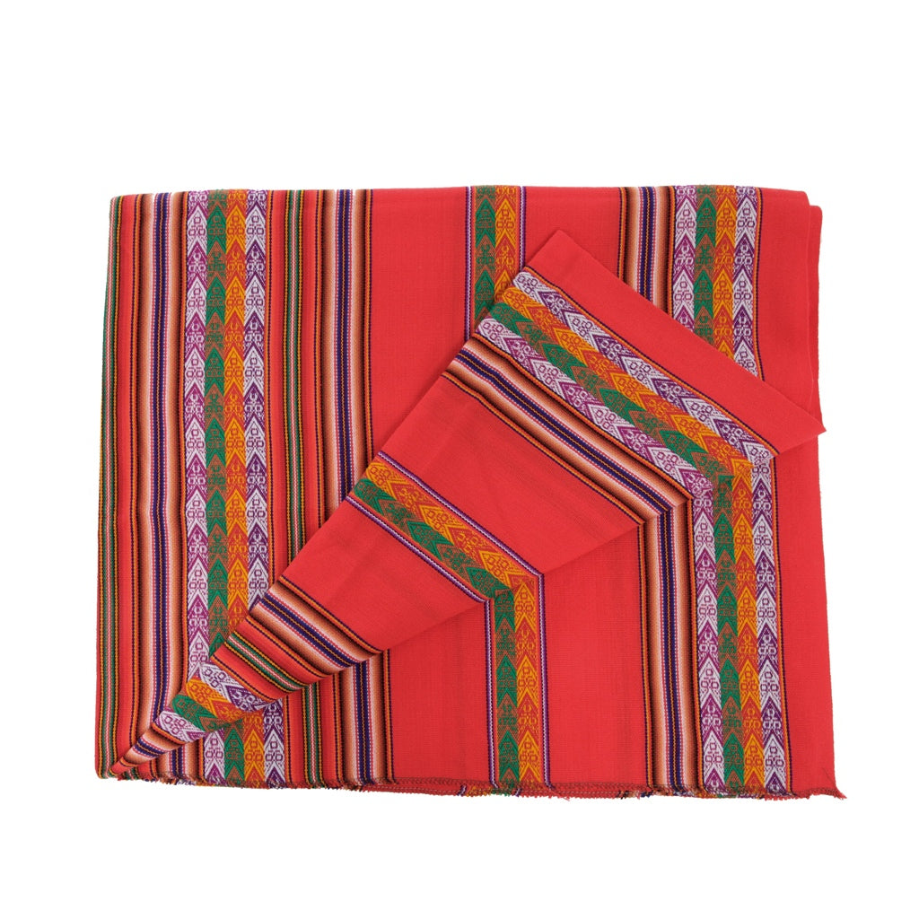 Aguayo Blanket / Tablecloth