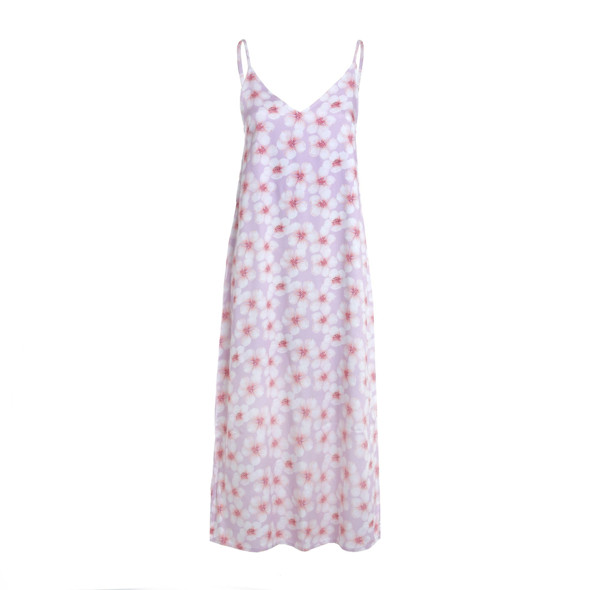 Flower Slip Dress