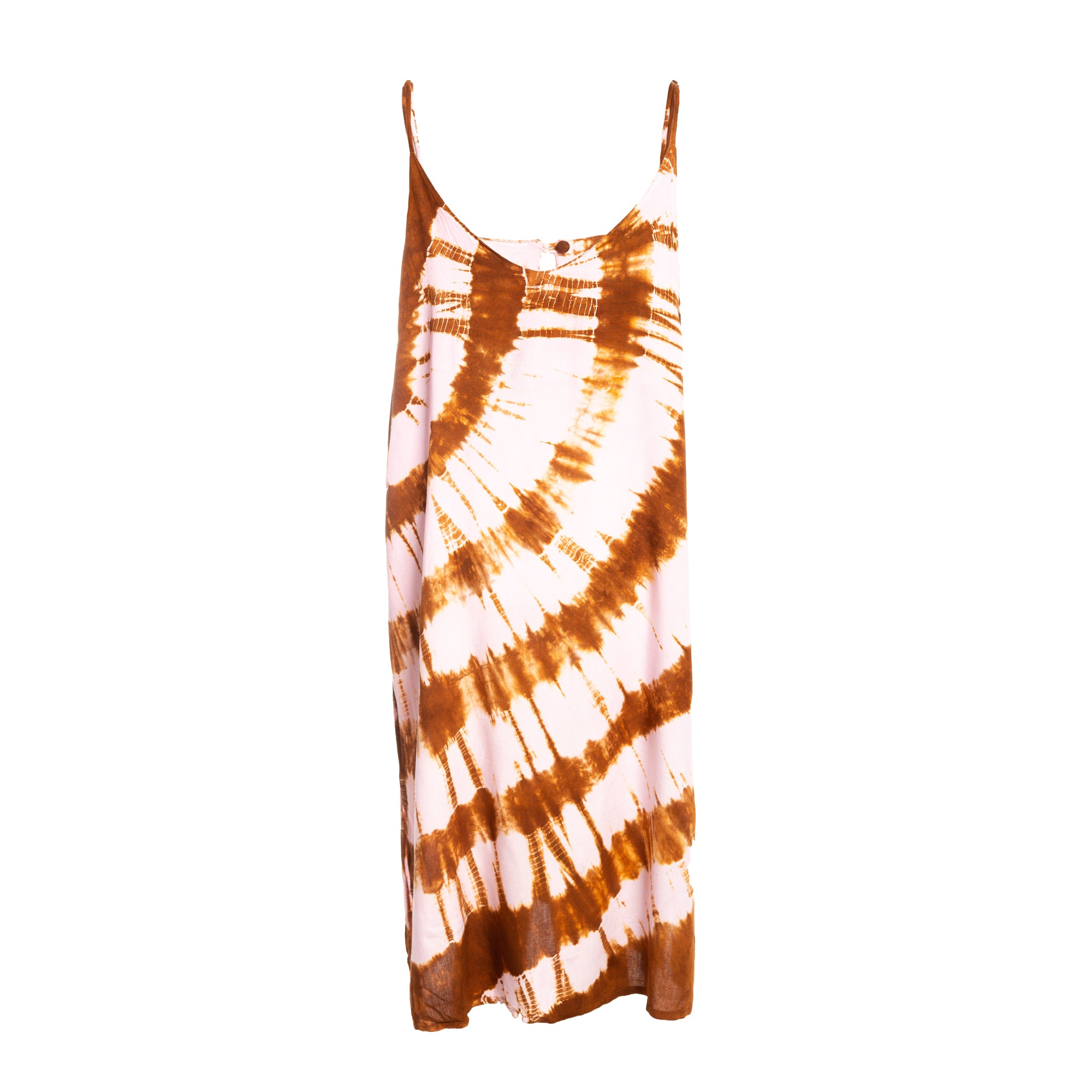 Dress Kaftan Trend Batik Kleid Sommer Summer Slipdress Slip Dress