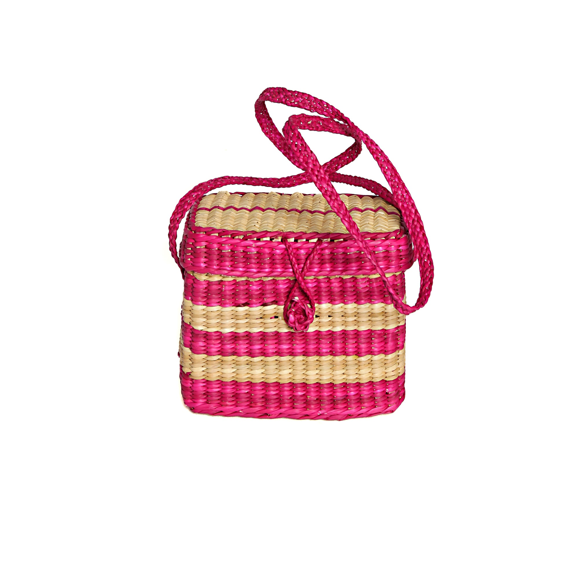 Lonchera_Mini_Basketbag_Basket_Tasche_Fashion_Handmade