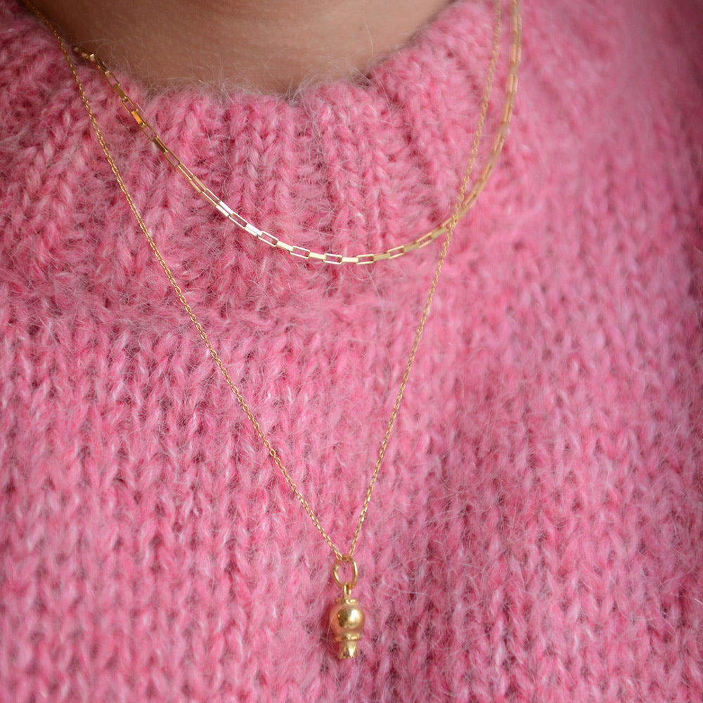 Chunky Kette in Gold