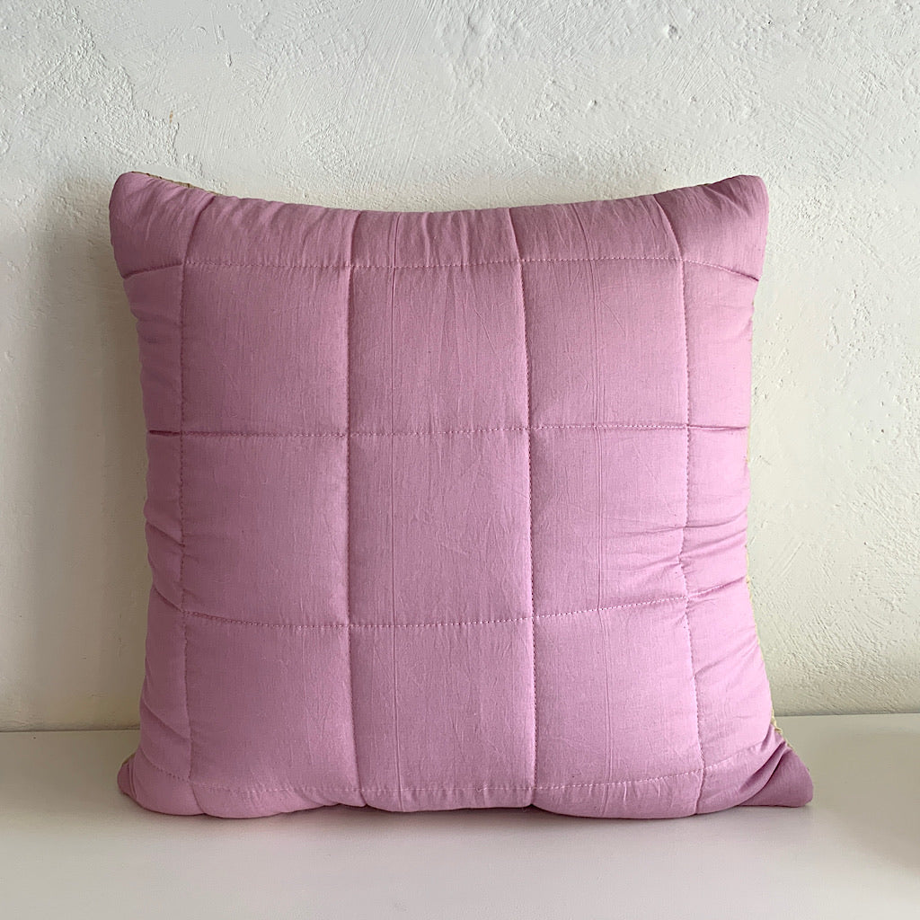 Two-Tone Pillow