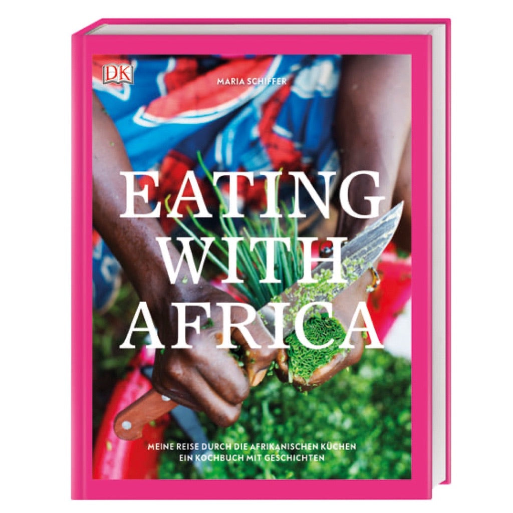 Kochbuch Eating With Africa