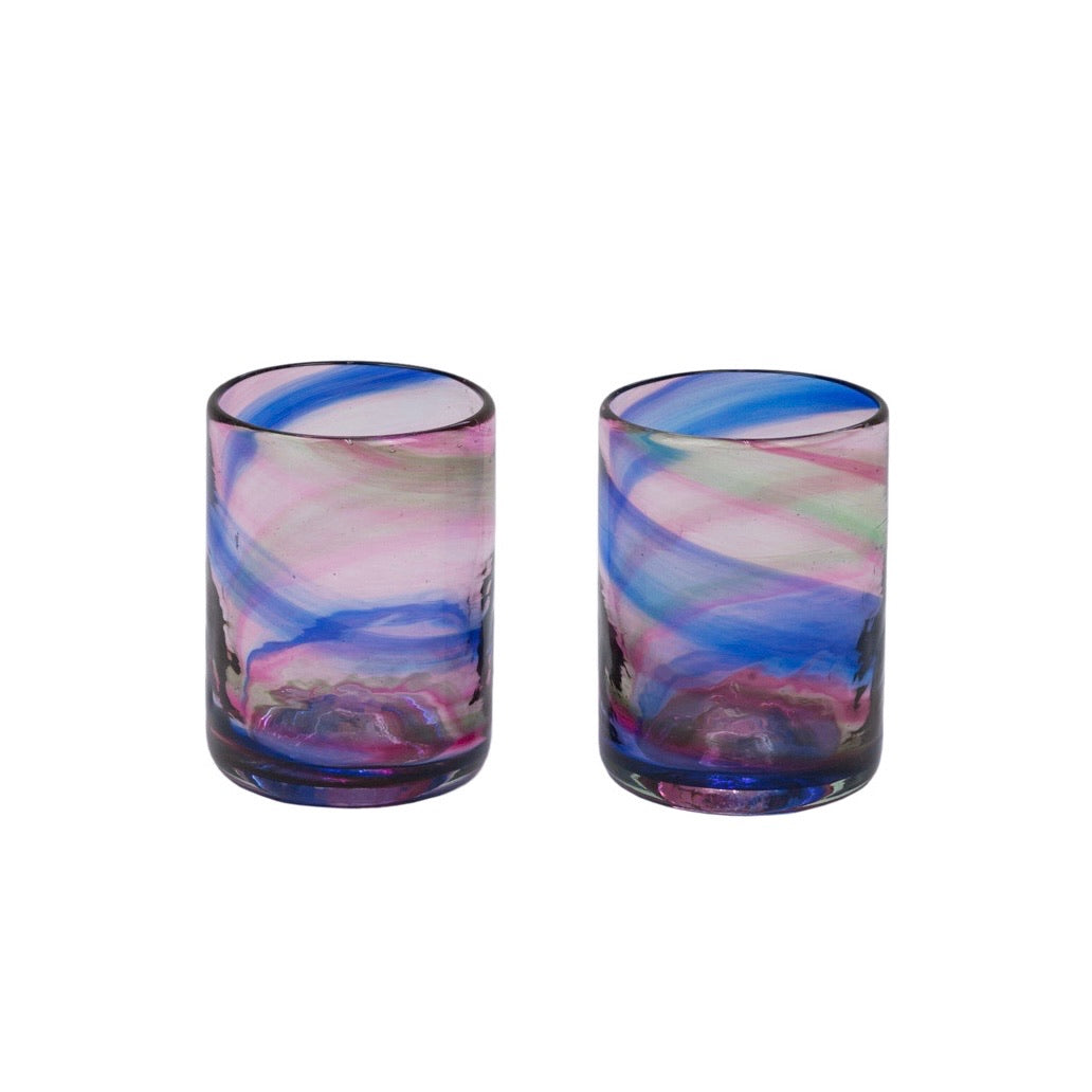 Swirl Glass Set