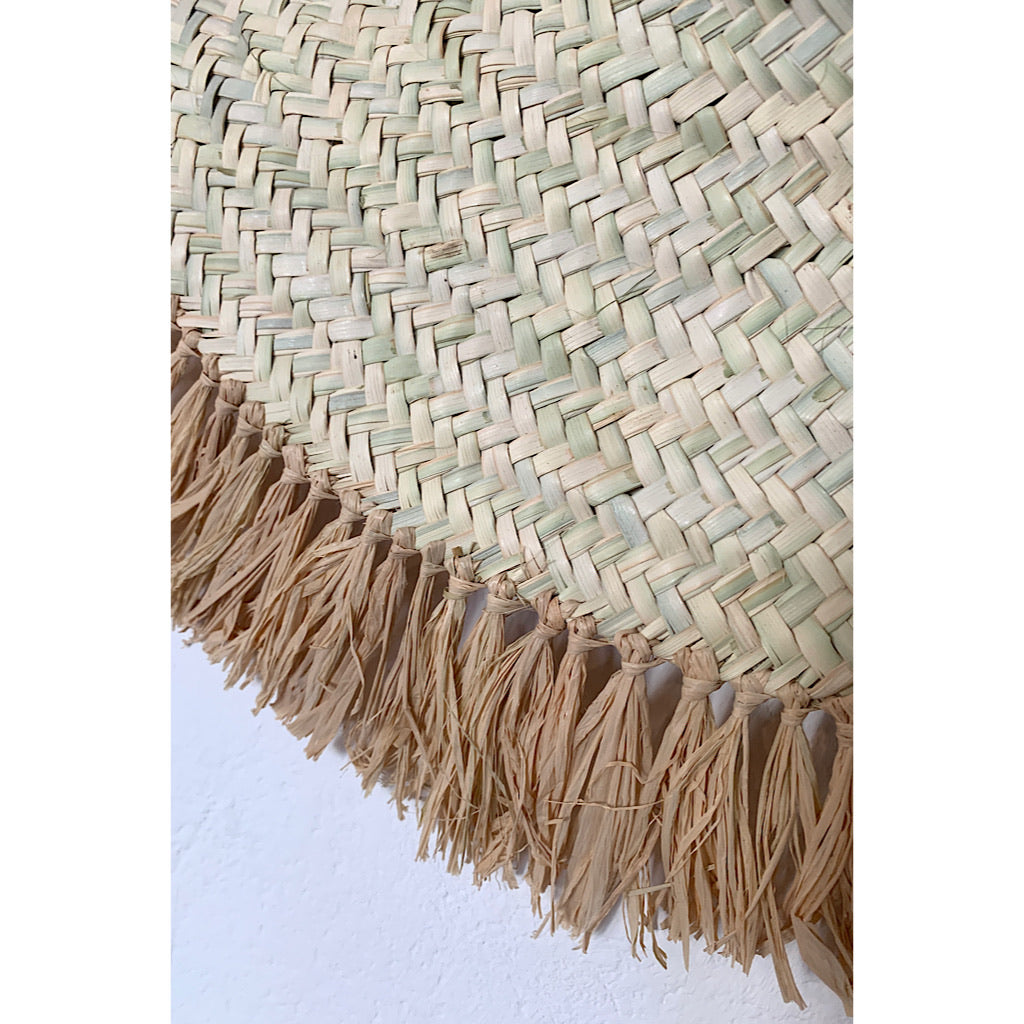 Decor Straw Hat
