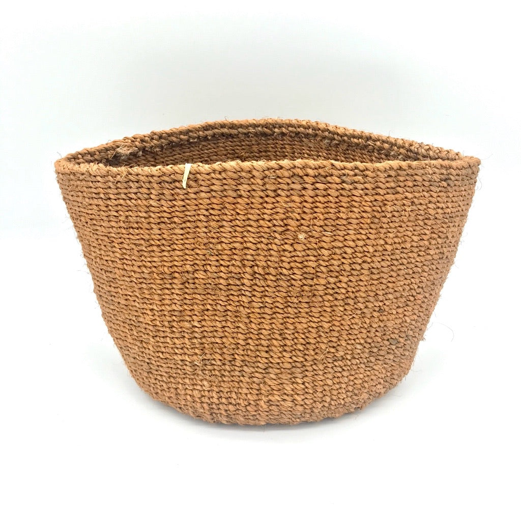 Sisal Basket Brown