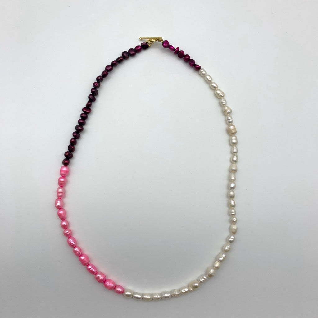 Sula Pearl Necklace