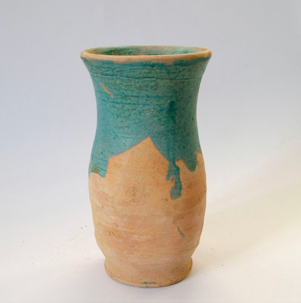 Khash Clay Vase