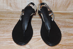 Tammy Leather Black