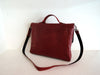 MENS BRIEFCASE GENUINE Leather Bag