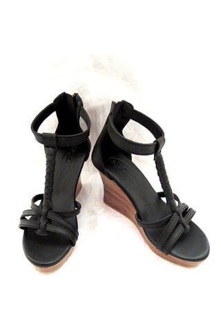 Jennifer Platform Black