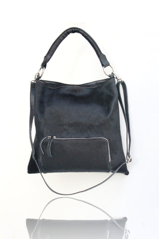 Margot Bag in Cow Hide Hair