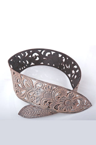 Carmen Carved Belt