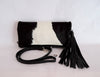 COWHIDE BAG and PURSE / 2 in 1 Cow Hide CrossBody Bag